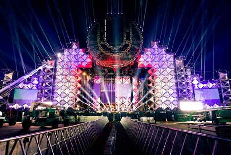 house music festivals europe ultra music festival promises the most technically advanced main stage design in history