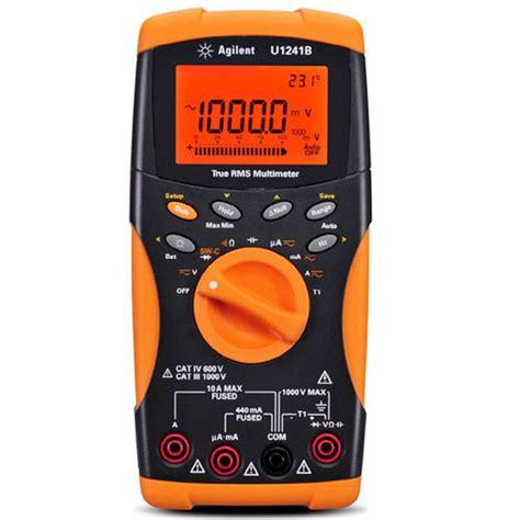 Digital Multimeter Dekko Dm 179t True Rms Temperature Suhu agilent u1241b digital multimeter meter digital