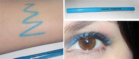 Eyeliner Dan Eyeshadow daniel sandler lasting waterproof eyeliner in aqua velvet review and swatches makeup4all