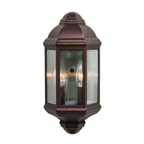 Architectural Outdoor Lighting Shop Acclaim Lighting 14 5 In H Architectural Bronze Outdoor Wall Light At Lowes