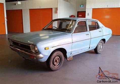 datsun 120y classic datsun 120y 1978 4 speed manual in nsw