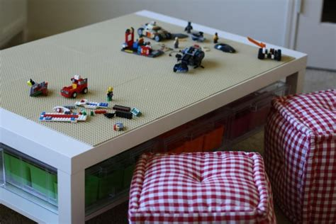 Lego Table For by Lego Tables Hacks Storage Keep Calm Get Organised
