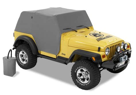 Cover For Jeep Wrangler Bestop 81037 09 Bestop 174 All Weather Trail Cover For 97