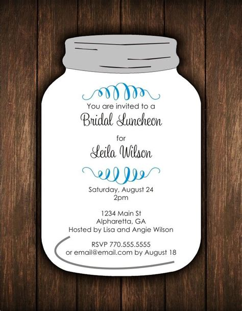 mason jar templates for invitations 326 best images about printables on pinterest