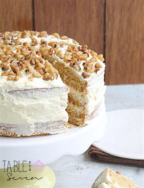 maple layer cake recipe dishmaps