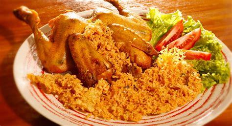 bagaimana cara membuat nasi tim ayam resep ayam goreng kremes suharti resep masakan dan kue
