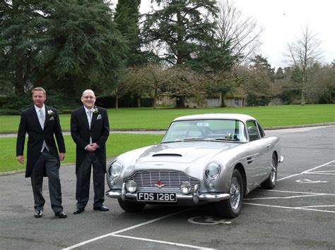 Wedding Cars Aston Martin by Aston Martin Db5 Classic Wedding Cars