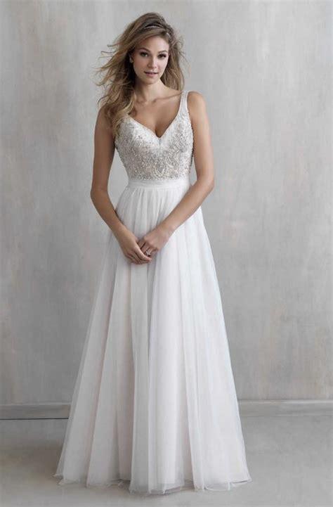 elegant wedding dresses  classic details