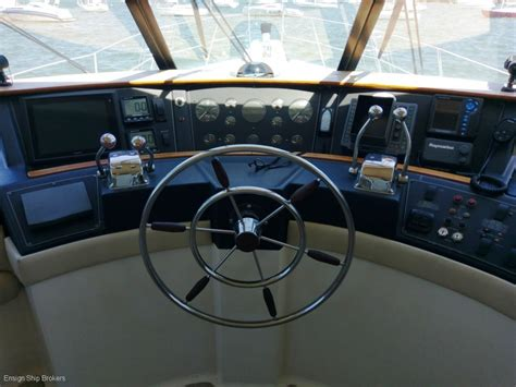 used pilothouse boats for sale used bayliner 4788 pilothouse for sale boats for sale