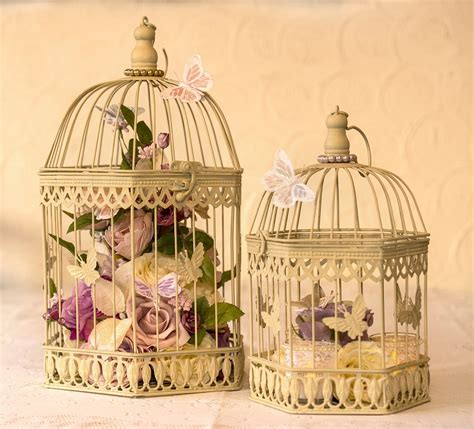 bird cages vintage bird cages