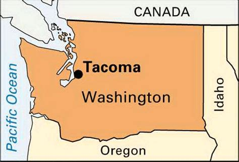 tacoma: location    kids encyclopedia | children's