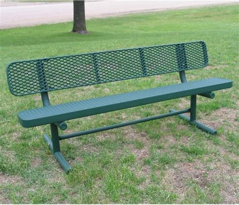 commercial park benches premier polysteel commercial chion free standing park