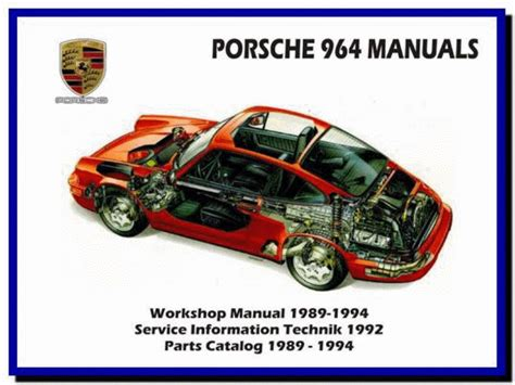 motor auto repair manual 1994 porsche 911 electronic toll collection porsche 964 1989 1994 service manual wiring diagram parts manual