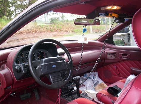 Ford Probe Interior by 1989 Ford Probe Interior Pictures Cargurus