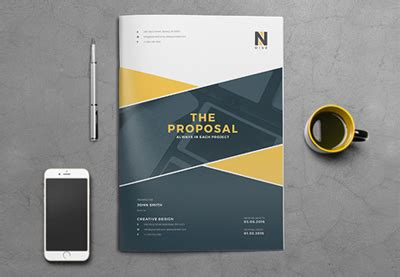 proposal cover design inspiration proposal cover design inspiration ma
