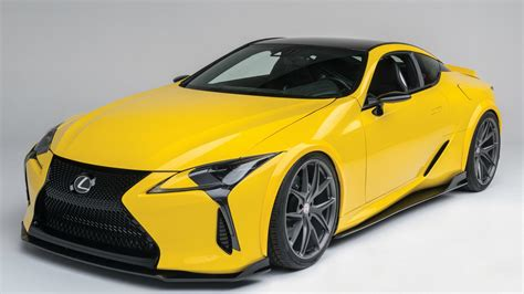 lexus can modified lexus lc 500 can handle 900 hp
