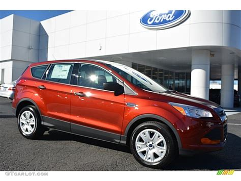 ford car colors 2016 sunset metallic ford escape s 108864617 gtcarlot