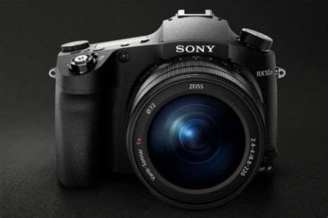 Kamera Sony Rx10 Iii sony k 252 ndigt rx10 iii und zwei neue objektive f 252 r fe mount