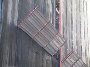 mantovana ponteggio mantovane parasassi e rete di protezione dei ponteggi esterni