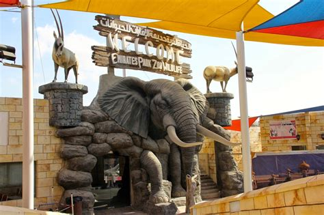 Emirates Zoo Dubai | emirates park zoo abu dhabi united arab emirates find