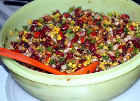 easy gourmet salad recipe simple bean salad recipe the reluctant gourmet