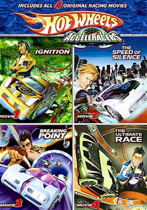 hot wheels acceleracers (western animation) tv tropes