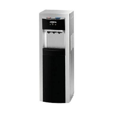 Baru Dispenser Galon Bawah jual modena dd 66 v dispenser hitam galon bawah