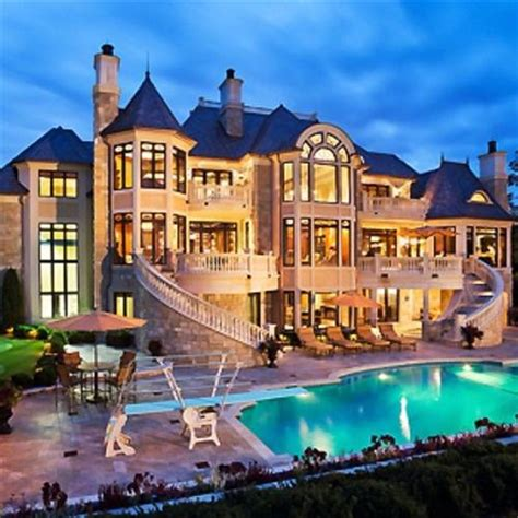 large mansions nice big mansions with pools www pixshark com images