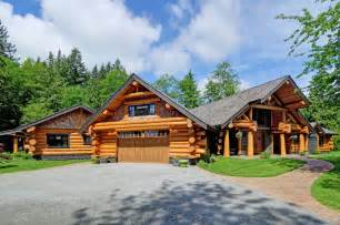 log home builders why build with cedar log homes ward log homes