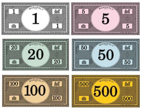 where to print your own monopoly money monopoly