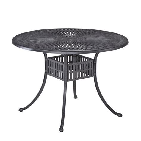 42 Patio Table 42 Quot Patio Dining Table In Charcoal 5560 30