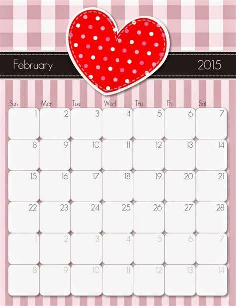 printable calendar 2015 cute january printable calendar cute calendar template 2016