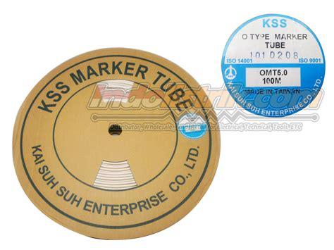 Marker 5 Kss sell kss omt 5 0 100mtr marker per roll white cable