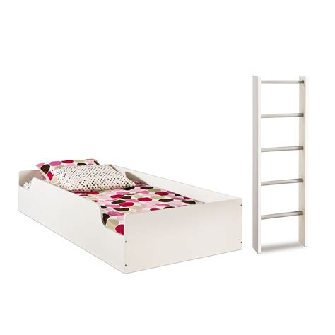 South Shore Bunk Beds South Shore Clever Bed For 39 In Bunk Bed The Home Depot Canada