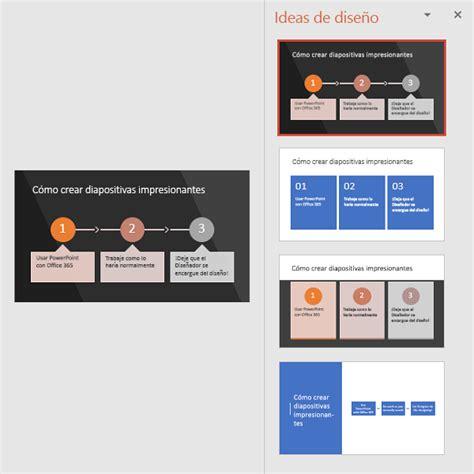 design ideas microsoft powerpoint acerca del dise 241 ador de powerpoint soporte de office