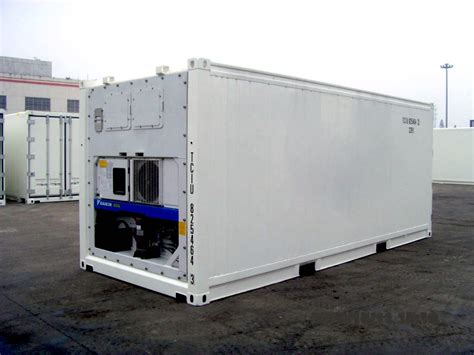 used 20 foot refrigerated shipping containers for hire