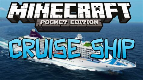 how to make a yacht in minecraft pe 31 beautiful how to make a cruise ship in minecraft pe