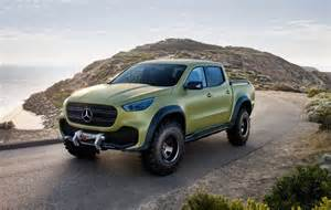 Mercedes Suv Mercedes X Class Ute In Australia For Promo Dealers