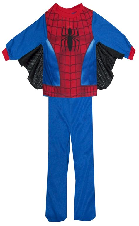 Sleepers For Boys by Webundies Marvel Comics Toddler Pajamas With