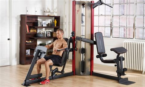 freemotion dual station home groupon goods