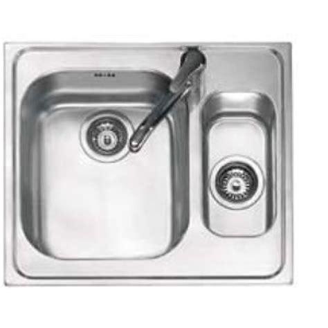 lavello cucina 1 vasca jollynox lavello 1i60k incasso inox 58 5x50 1 vasca e