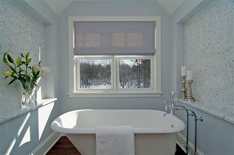 What Is Urban Chic Style - carrara marble bathroom wall mosaic rubble tile minneapolis tile shop and showroom rubble