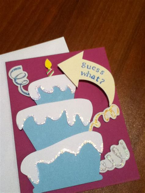 Simple Handmade Birthday Cards For Friends - salt and pepper makers handmade cards