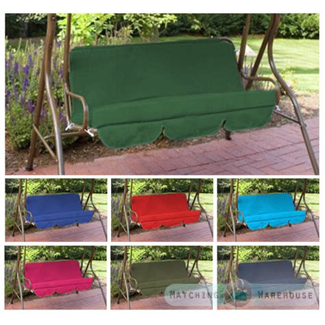 replacement fabric for patio swing replacement cushions for swing seat hammock garden pads