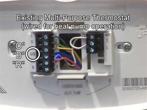 heat wiring mechanical settings intended
