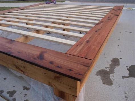 diy bed slats diy platform bed queen size and slats no further than 1