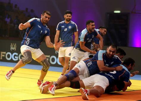 kabaddi masters dubai 2018 india vs kenya 5 players the