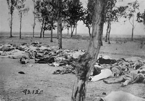 ottoman massacres pictures armenian genocide education australia