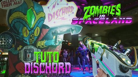 dischord zombies in spaceland call of duty zombies in spaceland tuto dischord hd fr