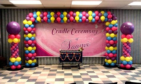 Cradle Ceremony Decoration by Cradle Arch Banner Columns Large Jpg 700 215 419 Naming